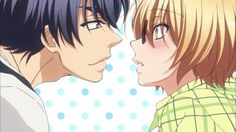 Love Stage!! In only 2 episodes i ship them so hard!