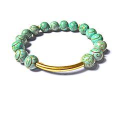 Shun Bracelet Turquoise