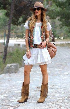 Boho Chic, Casual Chic, Hippie Style, Boho Style, Western Chic, Western Wear, Fashion Photo, Boho Fashion, Womens Fashion
