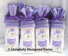 Baby Shower Favors Hershey baby bars  by UniquelyDesigneditem