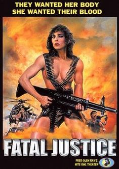 Shop Fatal Justice [DVD] at Best Buy. Action Movie Poster, 80s Movie Posters, 80s Movies, Cinema Posters, Cinema Movies, Action Movies, Film Movie, Cult Movies, Indie Movies