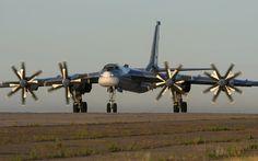 Обои стратегический, бомбардировщик, предложением, раздел Авиация - скачать бесплатно на рабочий стол