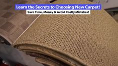 Some Carpets are only designed to last for just a couple years before they start to wear out. but some carpets are made so well, they can easily last 20 years… Buy Carpet, 20 Years, Carpets, Fiber, Goals, Couple, Design, Farmhouse Rugs, Rugs