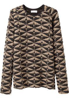 Jeremy Laing / Slope Sweater | La Garçonne