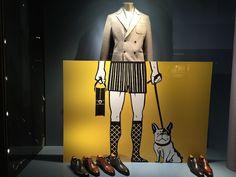 Businessmode für Herren, heute: Farben im Business