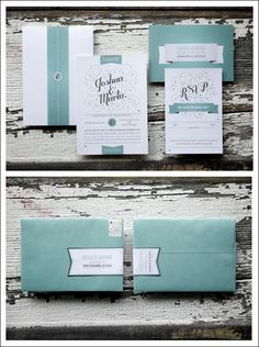 Lots of fun wedding invite designs
