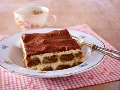 Tiramisu - verführerisches Dessert aus Bella Italia - klassisches-tiramisu