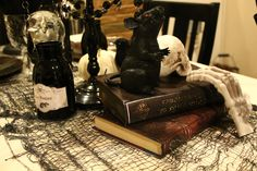 The Haunting Beauty of Halloween — CAROLINE'S ATTIC