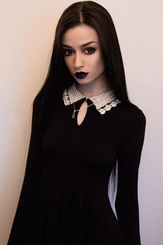 Wednesday Addams-Glicker. Happily married to her childhood Sweetheart, Joel, whom she met at Summer Camp. Mother of three, the oldest just turning 15 and the youngest is 5. She, her husband and their children are all moving back to the Addams Mansion so the children can spend more time with the Addams side of their family.