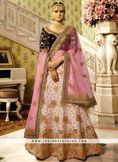 0a9bdc8cd0 58 Best Long Choli Lehenga at indiansfashion images in 2018
