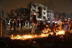 "Casa Branca ""lamenta"" os atentados em Bagdá, mas só lamenta"