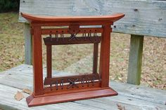 Japanese Picture Frame - by miles125 @ LumberJocks.com ~ woodworking community