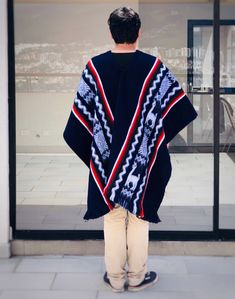 Check it out! This beautiful poncho is made of alpaca wool! Light, warm and soft!  Great for gifting!  📍We ship worldwide!  📍We accept  PayPal!  📍We ship using fast DHL delivery  📍US 2-3 days  📍Europe 3-5 days  Follow the link in my profile or send me a message in direct! 👌🏻 http://stores.ebay.com/ecualama  #alpaca #mensponcho #starwar #starwarponcho