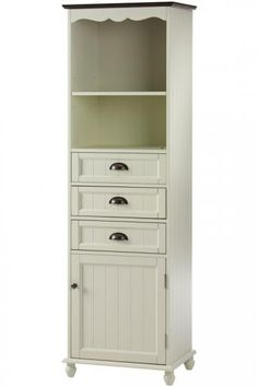 Southport Linen Cabinet from Home Decorators 20 wide $389