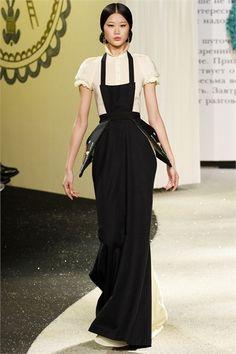 Ulyana Sergeenko - Haute Couture Spring Summer 2013