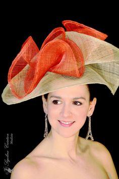 Collection 2017 - chapeau de ceremonie et mariage leschapeauxdesegolenecreation