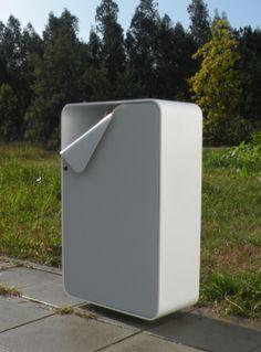Public Spaces: Larus Sheet litter bin 1 of 3