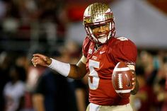 Florida State Seminoles QB Jameis Winston won the Heisman Trophy by a margin of over 1500 points. (Phil Sears/AP) Jameis Winston (Florida State)First place votes: place votes: place votes: points: Football Program, Football Team, Football Helmets, Florida State University, Florida State Seminoles, Jamies Winston, Nfl, Cubs Team, Heisman Trophy