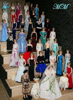 Mariana's Princess Diana doll collection 2