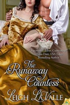 Historical Romance Lover: The Runaway Countess by Leigh LaValle
