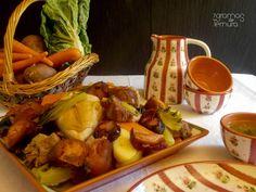 7gramas de ternura: Cozido à Portuguesa... comida de conforto para dias de Inverno!
