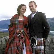 Scottish couple