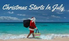 Christmas in July starts tomorrow in my Thirty One private group! Contact me for details!!!
