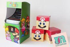 Videogame box / caja maquinita