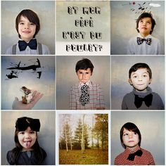 adoro ...les zigouis — portrait d'enfant