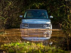 2015 #RangeRover Hybrid