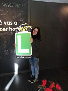 PATRICIA MARTIN!!! #hoyvoy #autoescuela #granollers