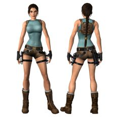Anniversery Lara Croft