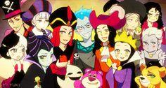 We are villain children by y-yuki. So cute!