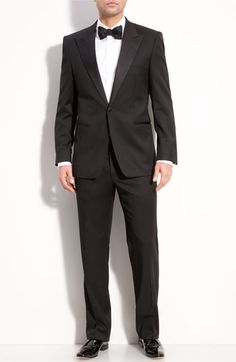BOSS HUGO BOSS 'Grant' Classic Fit Tuxedo (Free Next Day Shipping) | Nordstrom