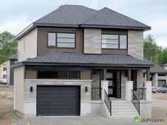 Maison neuve a vendre St-Jérôme, ., Le Alto avec garage élargi, Boisé de la Salette, immobilier Québec | DuProprio | 397148