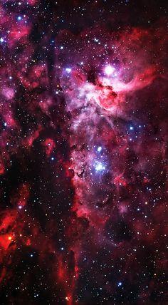 / Carina Nebula (Great Nebula in Carina the Eta Carinae Nebula Grand Nebula) in the constellation Carina Cosmos, Galaxy Wallpaper, Wallpaper Backgrounds, Nebula Wallpaper, Trendy Wallpaper, Wallpaper Space, Wallpaper Ideas, Iphone Wallpapers, Home Bild