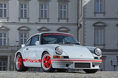 DP Motorsport Creates a Porsche 911 RS for the 964-Gen Model
