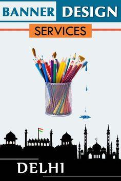 Banner Design - Delhi