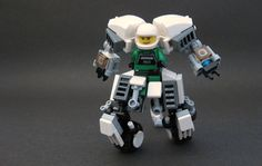 Exius[Corp] Speed-Suit | Flickr - Photo Sharing!