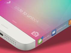 Sidescreen by Michael Shanks / iOS7, maybe, iOS8?