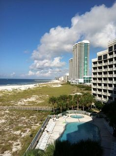 Been there a few times is awesome for snow birds ... Orange Beach, Alabama❤