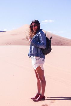 Lost in… USA. Coral Pink Sand Dunes