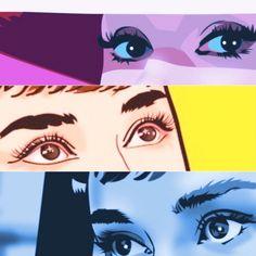 Portrait of Audrey Hepburn by Henstepbatbot on Stars Portraits, the biggest online gallery for celebrity portraits. Celebrity Portraits, Online Gallery, Audrey Hepburn, Disney Characters, Fictional Characters, Digital Art, Stars, Disney Princess, Movie Posters