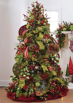 My favorite place for Christmas decorations - Raz