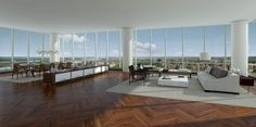 Image detail for -The Most Expensive Penthouse Apartment Home in Manhattan New York New York Penthouse, Duplex New York, Manhattan Penthouse, Penthouse For Sale, Penthouse Apartment, Attic Apartment, Attic Rooms, York Apartment, Luxury Penthouse