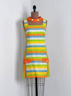 Dress 1960s Timeless Vixen Vintage (from OMG That Dress! blog)
