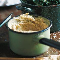 Recept: Witte bonenpuree, uit het kookboek 'Slow cooking' van Joanne Glynn - okoko recepten Mashed Potatoes, Food To Make, Low Carb, Ice Cream, Ethnic Recipes, Desserts, Kitchen, Food Food, Whipped Potatoes