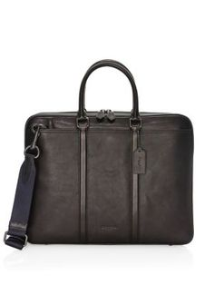 ce2b45702 COACH Sport Metro Leather Briefcase. #coach #bags #shoulder bags #hand bags  #nylon #leather #crossbody