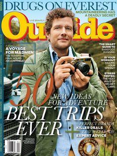 Outside Magazine December Dezember Und Zeitschriften - Outside magazines travel awards 2015