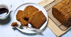Learn to make this butter-free spiced quick bread, which puts the season's best sweet potato in the spotlight.